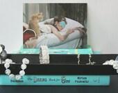 Breakfast at Tiffany's: Goodnight Holly - 5x7 mixed media art print