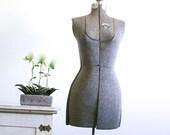 Vintage Acme Adjustable Dress Form / Size A