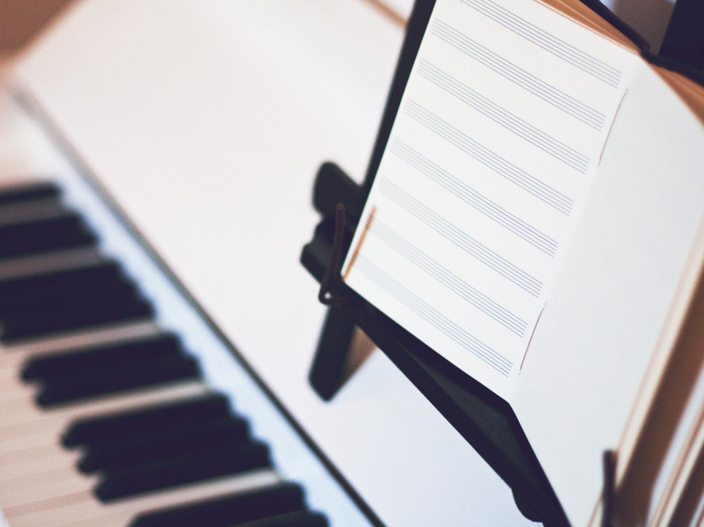 Manuscript Paper Book Manuscript Book Music