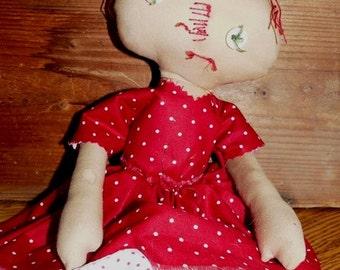 Primitive Annie Doll   Lil Dot    HAFAIR