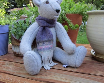 Edgar the Teddy Bear