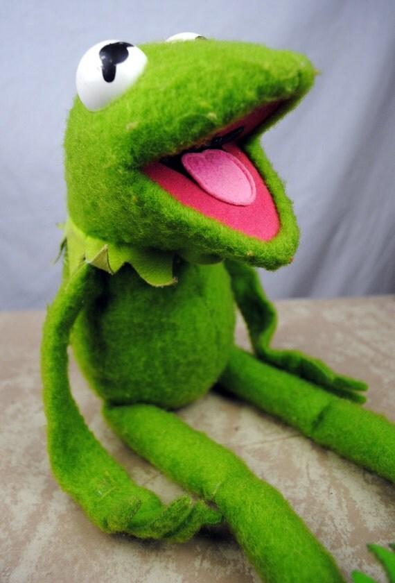 Vintage Kermit The Frog 24