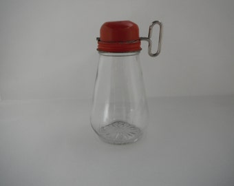 Vintage Red Top  Nut Grinder