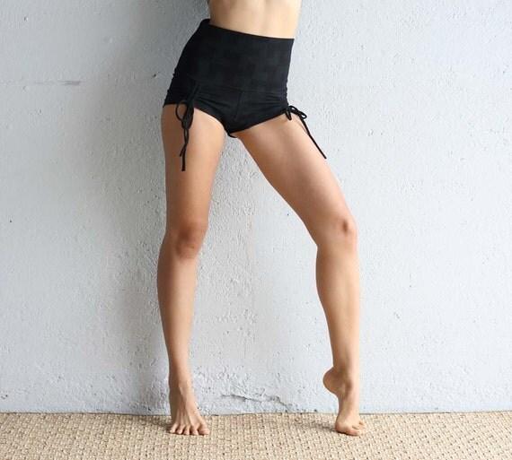 Organic Cotton Shorts Yoga Shorts Yoga Clothing By Eleven44