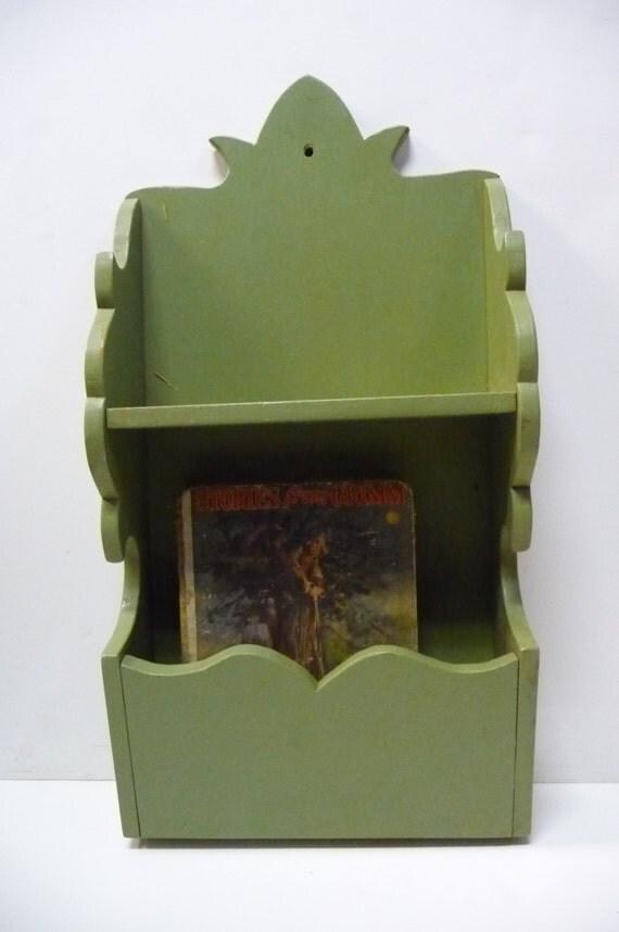Wall Letter Holder Vintage 570 x 858