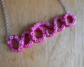 XOXO Tentacle Necklace