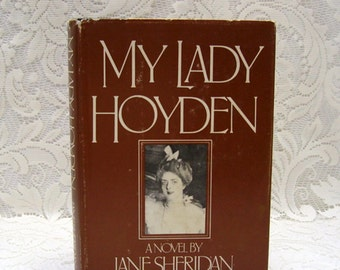 My Lady Hoyden - by Jane Sheridan - copyright 1981