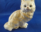 Persian Cat Enesco Porcelain