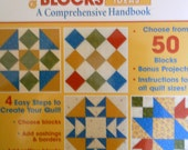 Quilt Pattern Book - Quilters Mix and Match Blocks Pattern Book - Quilting Block Patterns by Leisure Arts
