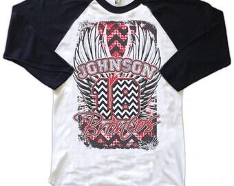 Football Mom Shirt, Baseball Mom, Basketball Mom, Personalized Shirt, Monogram Shirt