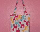 Small Reversible Tote Bag