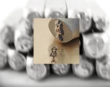 Metal Stamps ImpressArt 9.5mm Wire Dress Form (5001) Wholesale Price