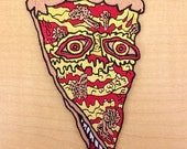 Pizza Pals iron-on patch