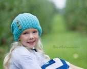Slouchy Hat, Knit Girls Toddler Child Slouchy Hat Knit Slouchy Hat Girls Slouchy Hat, Toddler to Child Size (Item 977/1011/978/1243/1125)
