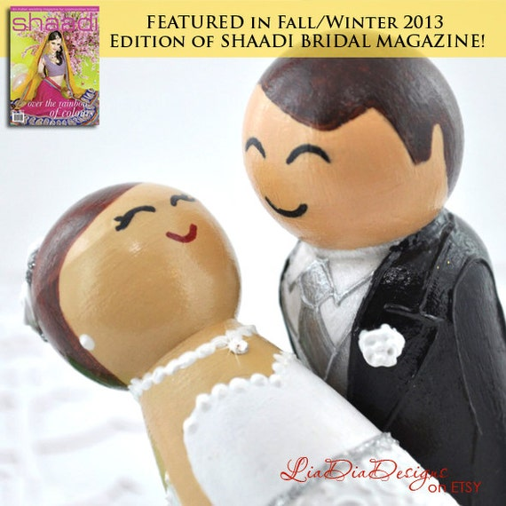 Adorable Bride and Groom Dolls