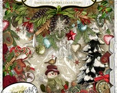 Christmas Creatif by Papier Creatif - Vintage Christmas Kit
