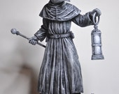 Plague Doctor Statue