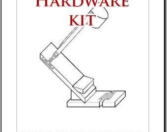 Werewolf/Satyr Stilt DIY Hardware Kit + Instructions