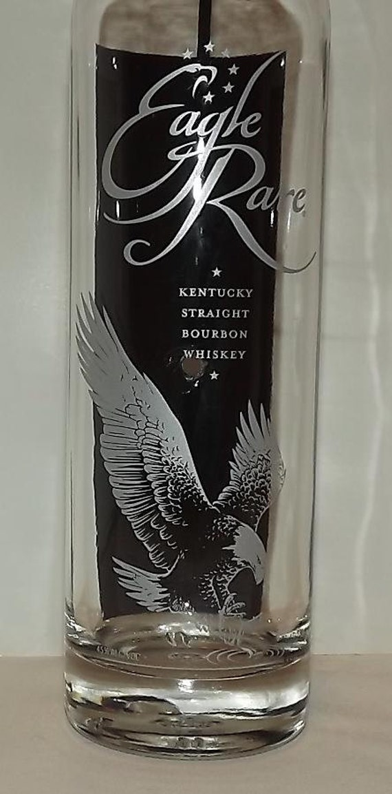 Saleeagle rare bourbon glass bottle incense by candezign for Glass bottle gift ideas