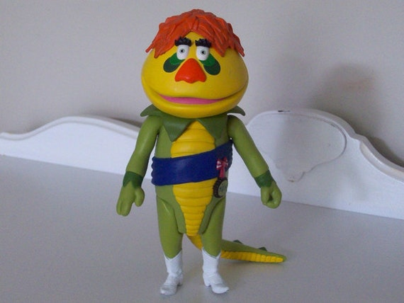 Cartoon Characters 1960s 1970s : Vintage toy figure hr pufnstuf krofft s