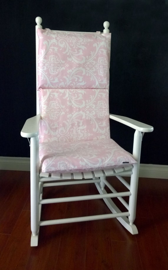 SAMPLE SALE Rocking Chair Cushion Cover Baby By RockinCushions