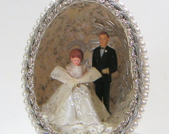 25th wedding anniversary cake toppers etsy your place to buy and sell all things handmade 1073