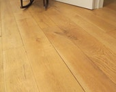 """White Oak - Old Growth Hardwood Flooring - Solid Wood - 3/4"""" - T&G - Wide Plank"""