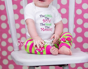 The Bigger the Bow, the Better the Mommy Shirt