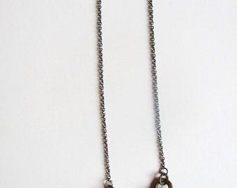 Chain Pendant Handforged Chain