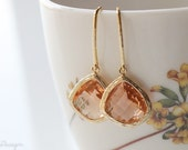 Peaches & Cream Earrings