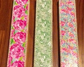 Your Choice of Lilly Pulitzer Pattern Paddle