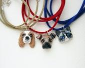 Custom Pet Portrait Bracelet, Cat or dog bracelet