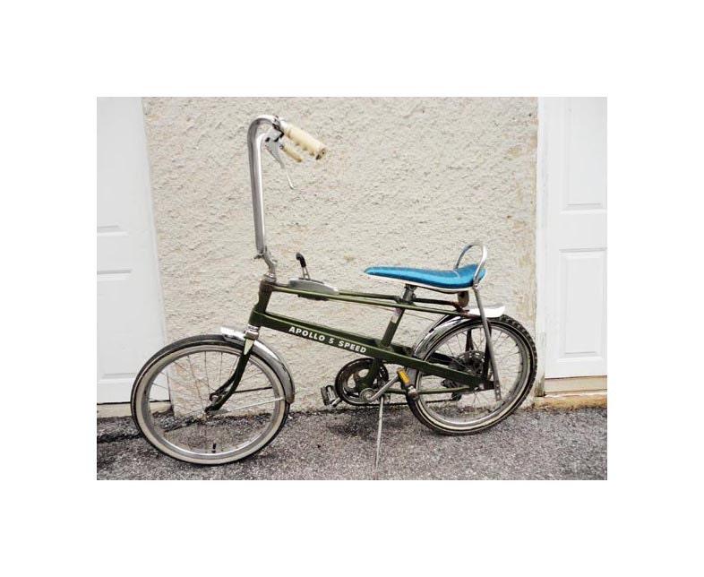 Vintage Ross Bicycle 1970 S Old School Banana Seat Ape