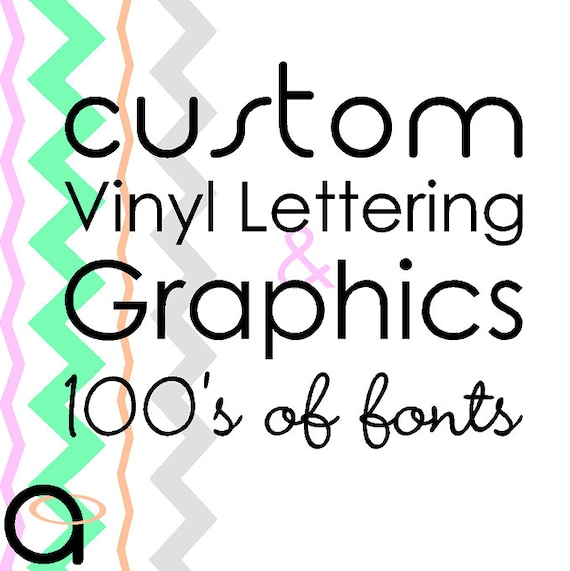 unavailable listing on etsy With where to get custom vinyl lettering