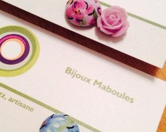 B.O. boutons en fleurs