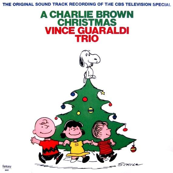 Charlie Brown Christmas Soundtrack
