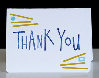 Thank You Notes/ Thank You Cards
