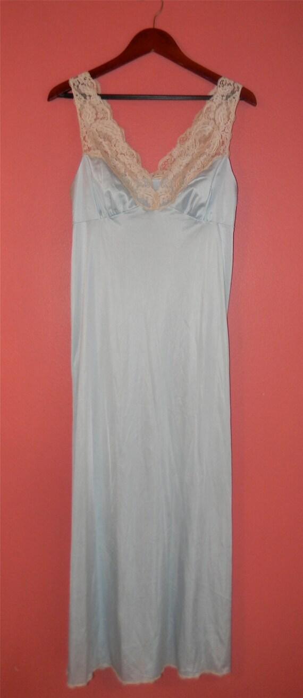 Vintage Vanity Fair Nightgown 65