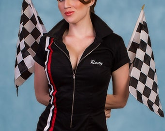 Trophy Girl Playsuit XS-XL