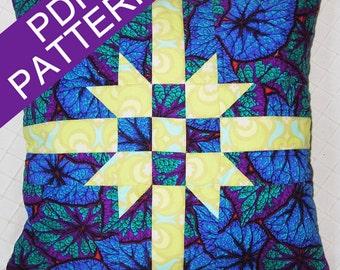 Gift Wrap Pillows PATTERN PDF downloadable