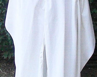 White Wizard LOTR LARP Robe