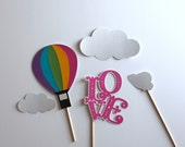 Best Valentine's Day Photo Booth Props - Love is in the Air Collection - PAPERandPANCAKES