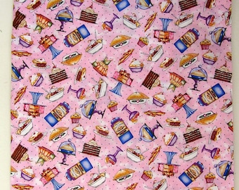 Sweet Treats Pillowcase