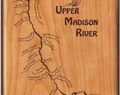 UPPER MADISON RIVER Map F...
