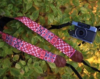 Personalize Camera Strap - Honghua for DSLR and Mirrorless