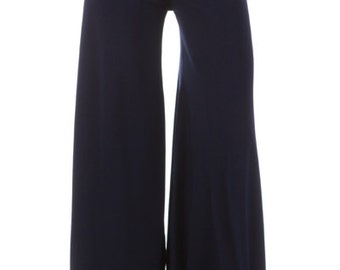 Quality Travelers Dare2bstylish Plus Size Gaucho Pants. M,L,XL,2XL,3XL. Boho,Holiday,Fun,Work