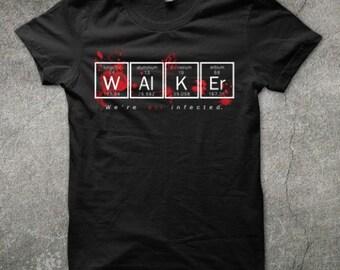 Periodic table shirt etsy walker periodic table shirt urtaz Images