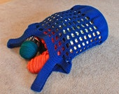 The Bum Bag - Crochet Tote for All Occasions - Choose Your Color