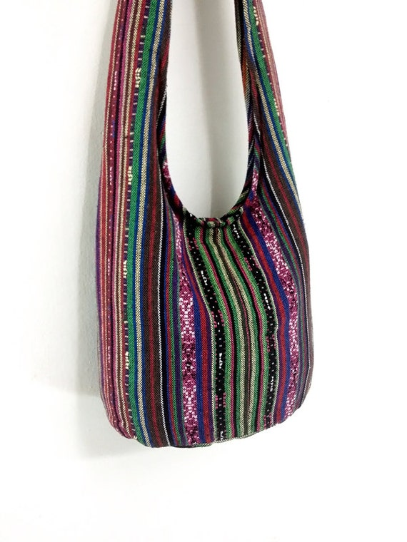 Leather Hippie Shoulder Bag 71