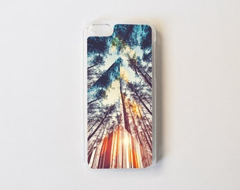 Forest Glare iPhone 5c Case - Hipster iPhone 5c Case - iPhone 5c Case - Photographic iPhone 5c Case - Hipster iPhone 5c Case